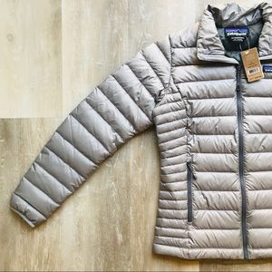 Patagonia Jacket | XS | Feather Grey